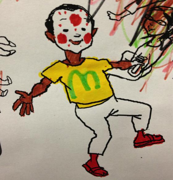 Ejemplos De Construcciones Y Dibujos De Los Niños